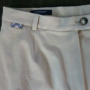 """""""Burberry London""""  Trousers"""
